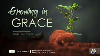 Download Growing In Grace (Part 5)