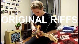 original riffs - standard tuning - new song idea #17 (kafka)
