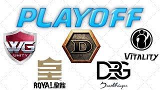 🔴 LIVE Detonator vs WG.Unity Bo3 ANGGAME China vs SEA #3 2019 - Playoff Lower Bracket