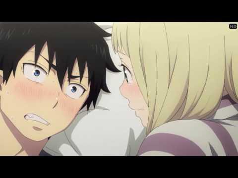 Ao No Exorcist: Kyoto Fujouou Hen - Funny moments Shiemi confession [Episode 12]