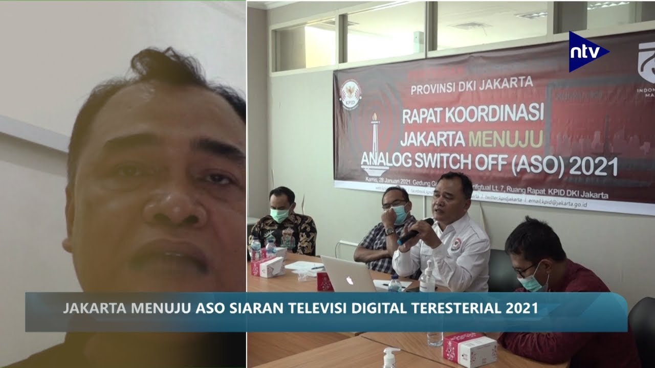 Jakarta Siap Analog Switch Off Tahun Ini