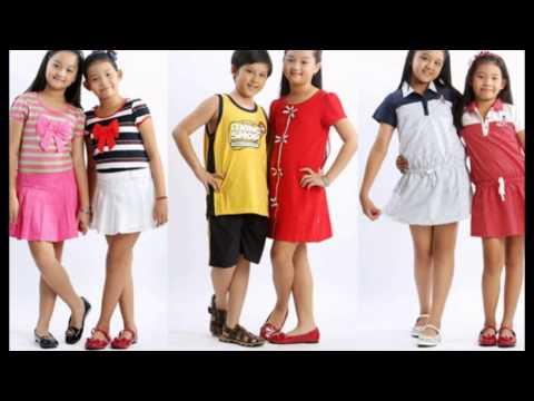 Thời trang trẻ em 2014 - Bộ sưu tập mới nhất chưa từng có tại Việt Nam