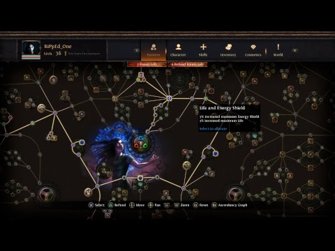 Path Of Exile Ps4 Witch Necromancer Act 3