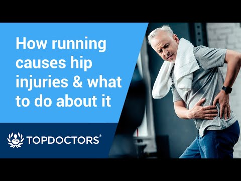 How running causes hip injuries and what to do about it