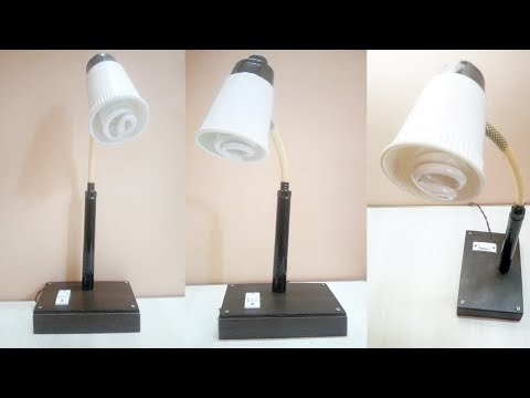 How To Make table Lamp