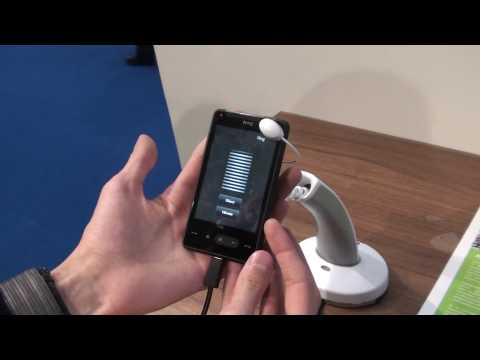 Hands-on with HTC HD Mini