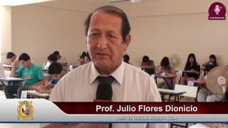 Tema: Simulacro de Examen de Admisión en Huaral