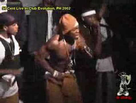 50 Cent & G-Unit - Realest Nigga (Live In Philly_ 2002 RARE!