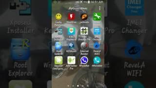 Cambiar imei de cualquier android ( requiere root)