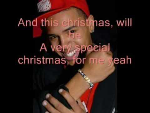 Chris Brown This Christmas.Chris Brown This Christmas Full Version