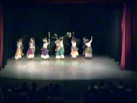 Folklorico Mexicah Jaral del Progreso Gto. (El Baile del Rebozo 2011)