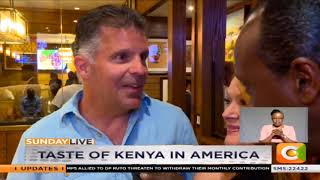 Taste of Kenya in America