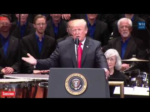 WOW: President Donald Trump DESTROYS FAKE NEWS & MEDIA RELENTLESSLY Then Delivers an AMAZING SPEECH