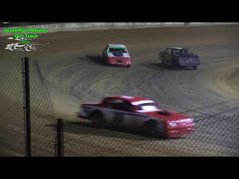 Bombers Feature Race - @ Lebanon Midway Speedway 5-11-2018