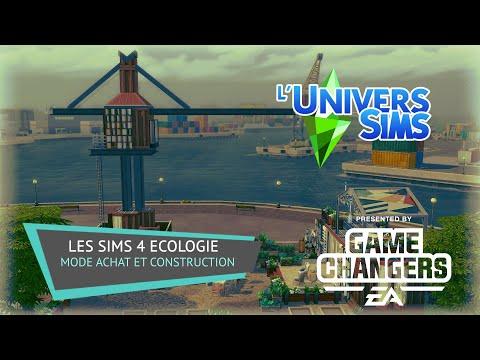 SIMS 4 ECOLOGIE 🌿 MODE ACHAT ET CONSTRUCTION
