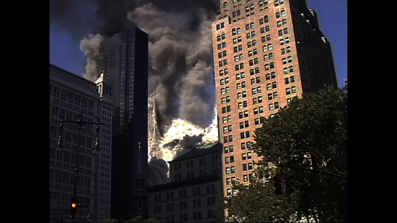 Federal Grand Jury To Hear Evidence - World Trade Center 9-11 Was
