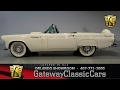 1956 Ford Thunderbird Gateway Classic Cars Orlando #668