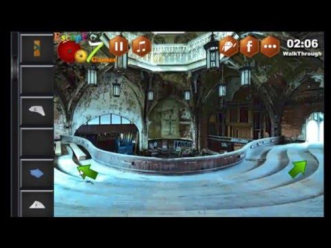 Escape from Abandoned Presbyterian Church - Escape 007 Games