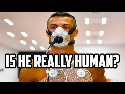 Is Cristiano Ronaldo Really Human?