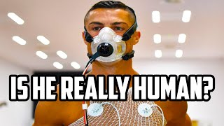 Proof Cristiano Ronaldo is NOT Human