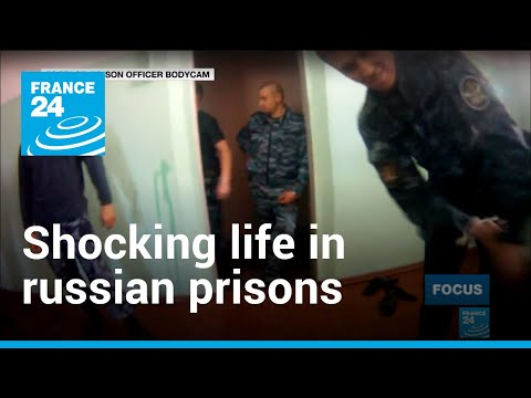 Rape, humiliation, torture: Prison riot exposes shocking abuse in Russia's jails