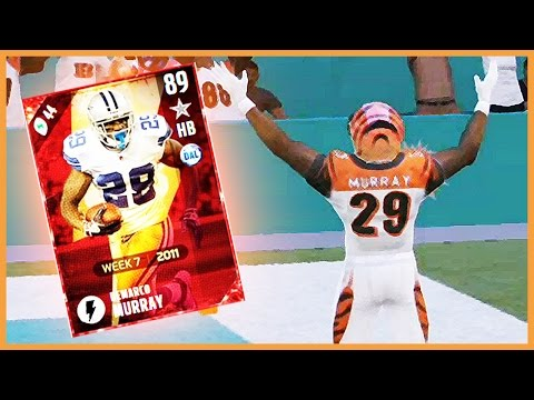 FLASHBACK DEMARCO MURRAY IS A GOON! - Madden 17 Draft Champions