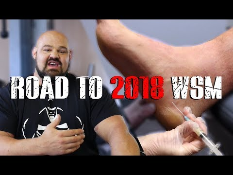 ROAD TO THE 2018 WORLDS STRONGEST MAN | 4X WSM BRIAN SHAW