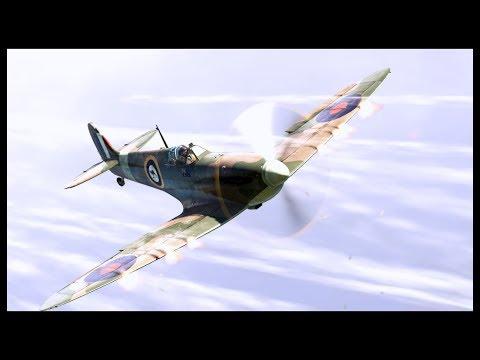 Spitfire OP Pls Nerf /s (War Thunder)