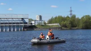 Практика на моторном судне