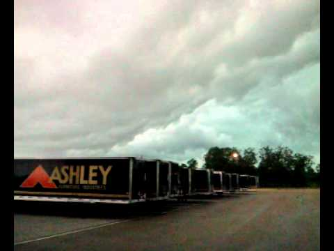 Storm Clouds At Ashley Furniture In Ecru Ms Youtube