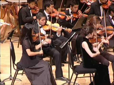 The Yellow River Piano Concerto