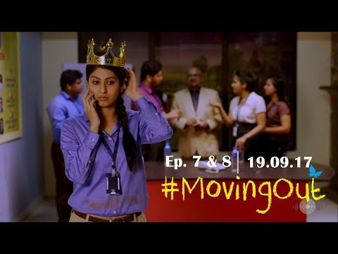 Web Series #MovingOut Episode 7 & 8 | Marathi Web Series | Reverb Katta | 2017