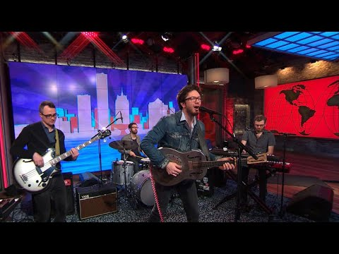 """Saturday Sessions: Field Report performs """"If I Knew"""""""