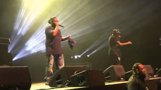 Bone Thugs n Harmony - Days Of Our Lives (LIVE) Auckland, NZ