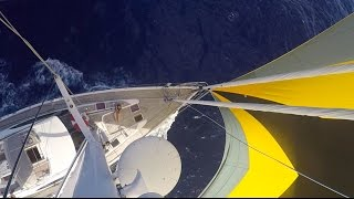 Sailing Annapolis to Tortola 2016: offshore - The Hesaid Shesaid Sailing