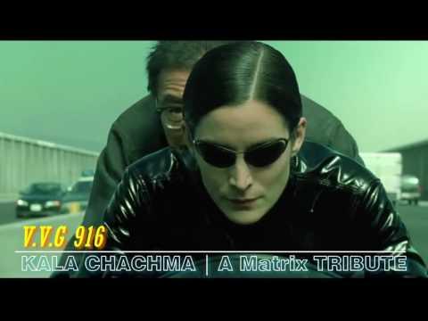 Kala Chashma - Matrix Reloaded Tribute [Trinity] काला चस्मा