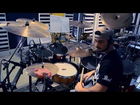 Drum Cover / Iago Gowasky |  One Last Breath - Creed