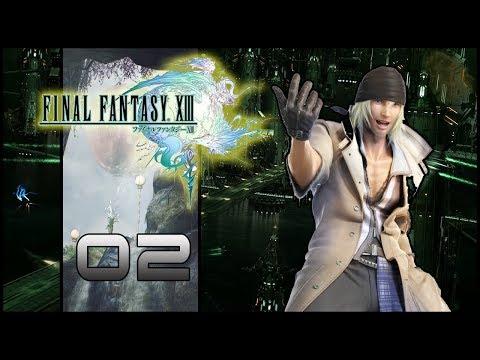 Guia Final Fantasy XIII (PS3) Parte 2 - Zona de resistencia