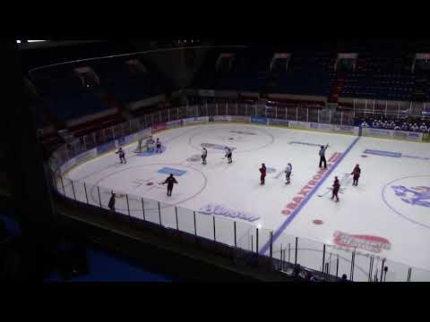 OHA Girls Tardiff vs Ottawa Lady 67's 2017 09 09
