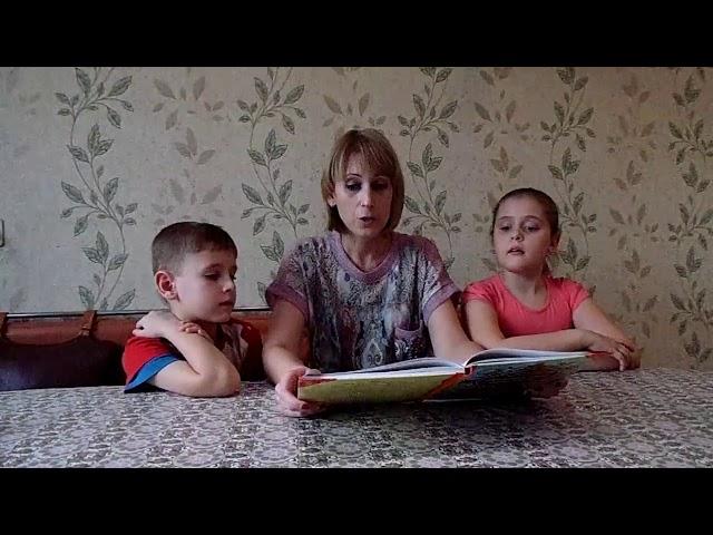 Изображение предпросмотра прочтения – «Семья Кольсковых» читает произведение «Денискины рассказы.» В.Ю.Драгунского
