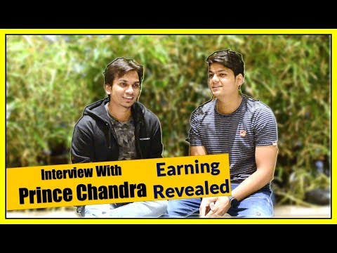 Prince Chandra Reveals his YouTube Earnings | Satish Kushwaha's People EP-02