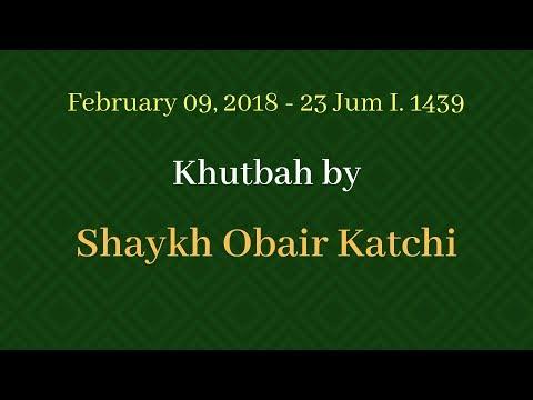 Khutbah 02/09/2018