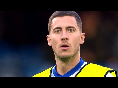 Eden Hazard Skills Show vs Middlesbrough (2016/2017) - 1080i