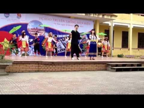 Hoạt Cảnh Mùa Xuân Điện Biên - ABC4 - THPT ĐỒ SƠN - 26/03/2014