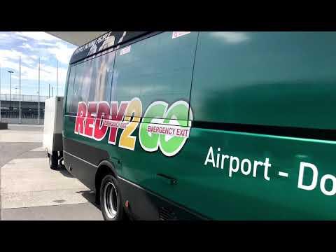 Directional Video: Novotel Brisbane Airport Shuttle Service