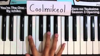 Zero no Tsukaima Piano Melodies Series