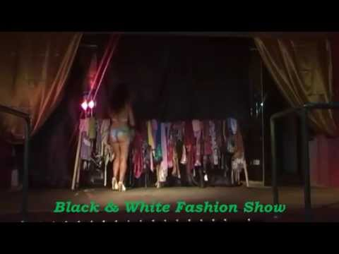 desfile black & white Fashion show thumbnail