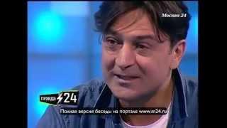 Александр Лазарев влюбился в Тбилиси