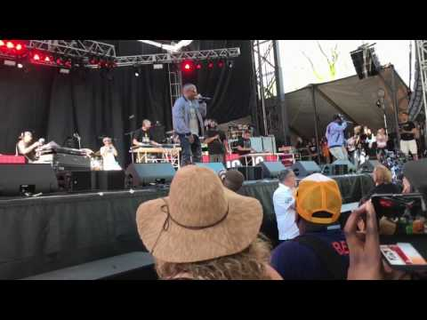 Mobb Deep Live at The 10th Annual Roots Picnic - 06/03/2017