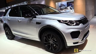 2018 Land Rover Discovery HSE Luxury - Exterior and Interior Walkaround - 2018 Geneva Motor Show